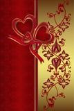 Der Valentinstag Lizenzfreies Stockbild