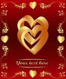 Der Valentinstag Lizenzfreie Stockfotos