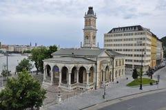 Der Varkert-Palast Stockbild