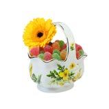 Der Vase mit Süßigkeiten Lizenzfreies Stockfoto