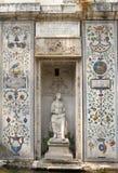 DER VATIKAN 20. SEPTEMBER: Loggiakasino Pius IV. an den Vatikan-Gärten am 20. September 2010 in Vatikan, Rom, Italien Lizenzfreies Stockbild