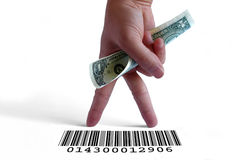Der Verbraucher Lizenzfreie Stockbilder