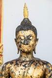 Der vergoldete Buddha, Thailand Lizenzfreie Stockfotografie