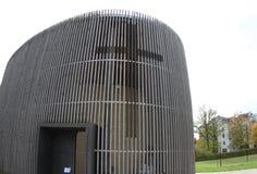 Der Versohnung Deutschlands Berlin Kapelle außen stockfotografie