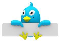 der Vogel Lizenzfreies Stockfoto