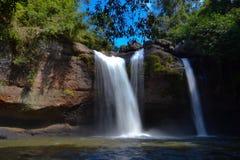 Der Wasserfall Stockbilder
