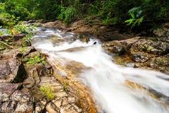 Der Wasserfall Stockfotos