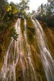 Der Wasserfall EL Limon Lizenzfreies Stockbild