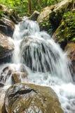 Der Wasserstrom Stockbild