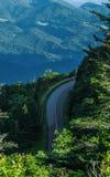 Der Weg Stockbild