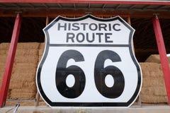 Der Weg 66 Stockfotos