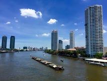 Der Weg des Flusses Lizenzfreies Stockfoto