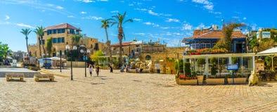 Der Weg in Jaffa Lizenzfreie Stockfotografie