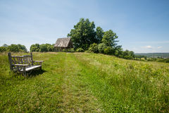 Der Weg-Park des Dichters Lizenzfreie Stockfotos
