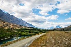 Der Weg Queensland der Natur Stockfotografie