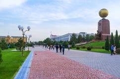Der Weg in Taschkent Lizenzfreies Stockfoto