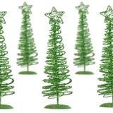 Der Weihnachtsbaum Stockfotografie