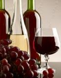 Der Weinkellerei Leben noch lizenzfreies stockbild
