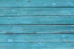 Der Weinlese blauer hölzerner Beschaffenheitshintergrund niedrig Lizenzfreies Stockfoto