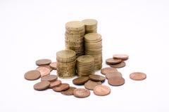 Der Wert des Aufbaus Lizenzfreie Stockfotos