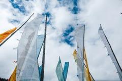 Der Wind MA Qi lizenzfreie stockbilder