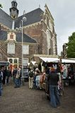 Der Wochenendenmarkt am Nordmarkt Lizenzfreie Stockbilder