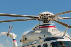 Der Wurzelreißer des Hubschraubers Lizenzfreies Stockbild