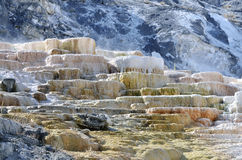 Der Yellowstone Lizenzfreie Stockfotos