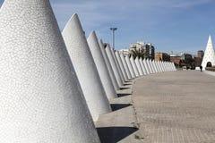 Der Zaubererhut in Valencia Lizenzfreies Stockbild