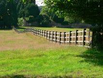 Der Zaun Stockfotos