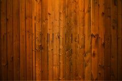 Der Zaun und die Beschaffenheit des zu behandeln Brettes Lizenzfreies Stockfoto