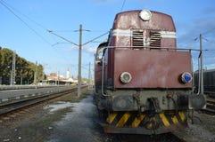 Der Zug Stockfoto