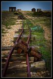 derailed Стоковое фото RF