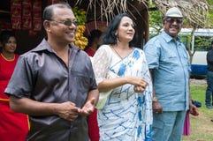 Derana Kalagame Aurudu Foto de Stock Royalty Free