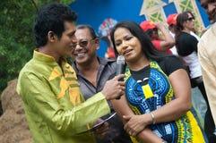 Derana Kalagame Aurudu Imagens de Stock Royalty Free