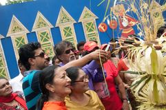 Derana Kalagame Aurudu Fotos de Stock