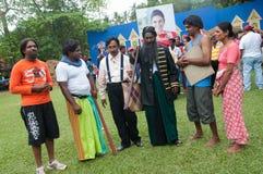 Derana Kalagame Aurudu Fotografia de Stock