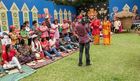 Derana Kalagame Aurudu Stock Images