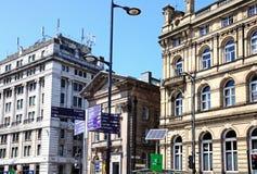 Derby Square, Liverpool. Stock Photo
