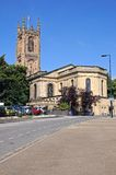 Derbykathedraal royalty-vrije stock fotografie