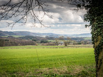 Derbyshire dales Royalty Free Stock Images