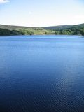 Derbyshire Lake Royalty Free Stock Photo