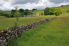 derbyshire liggande Royaltyfria Bilder