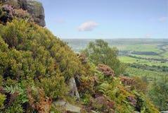 Derbyshire Peak District Landscape Stock Photography