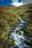 Derbyshire-Strom Stockfoto