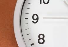 Derecho el tiempo imágenes de archivo libres de regalías