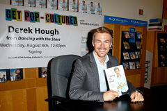 Derek Hough Stock Image