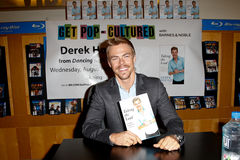 Derek Hough Royalty Free Stock Photo