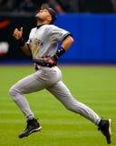 Derek Jeter, de Yankees van New York Royalty-vrije Stock Foto's