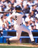 Derek Jeter, de Yankees van New York Stock Foto